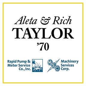 9 Aleta & RichTaylor '70 Sponsor Web