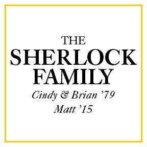 Sherlock Family Brotherhood Sponsor Logo
