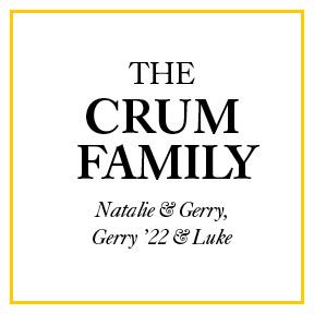 The Crum Family Heritage Sponsor Logo